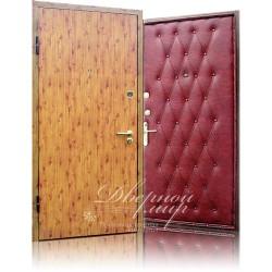 стальные двери оптима с порошковым покрытием